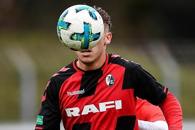 A-Jugend-DFB-Pokal: SC Freiburg - Borussia Mönchengladbach