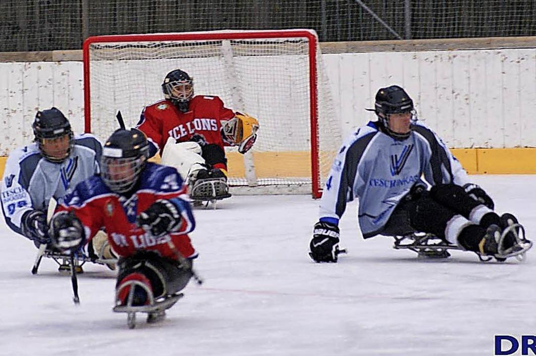 Para-Eishockey  | Foto: ZVG