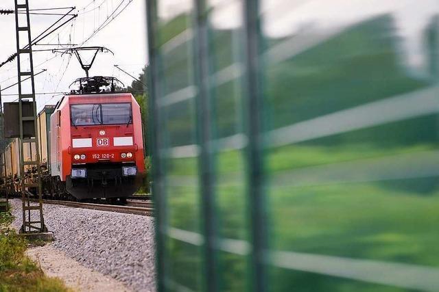 Bürgerinitiative Igel befürchten, dass die Bahn Lärmschutz herunterschrauben wird