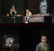 Packendes Theater einsamer Obsessionen