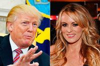 Trump schaltet sich in Rechtsstreit um Stormy Daniels ein