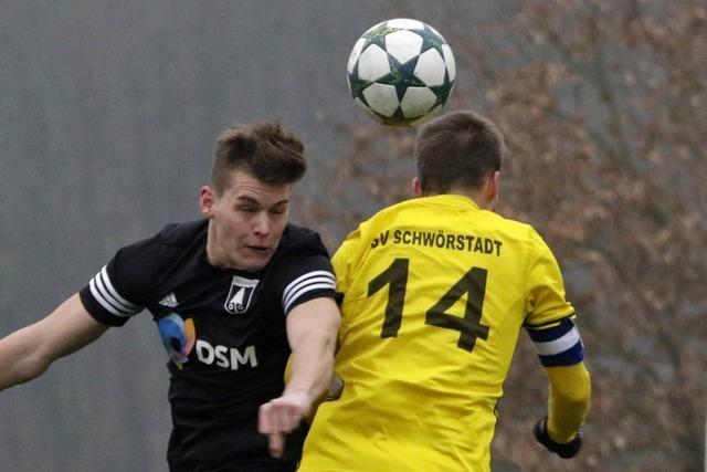 Die Philipp-Sinz-Show: SV Obersäckingen schlägt SV Schwörstadt mit 6:0