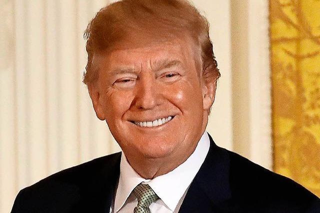 Trump attackiert FBI und feiert Entlassung von Ex-Vize McCabe