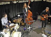Aus dem Jazztone direkt aufs Live-Album