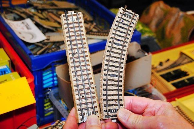 Markgräfler Modellbahn- und Spielzeugmarkt lockt Sammler nach Eimeldingen