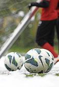Flächendeckend keine Fußballspiele