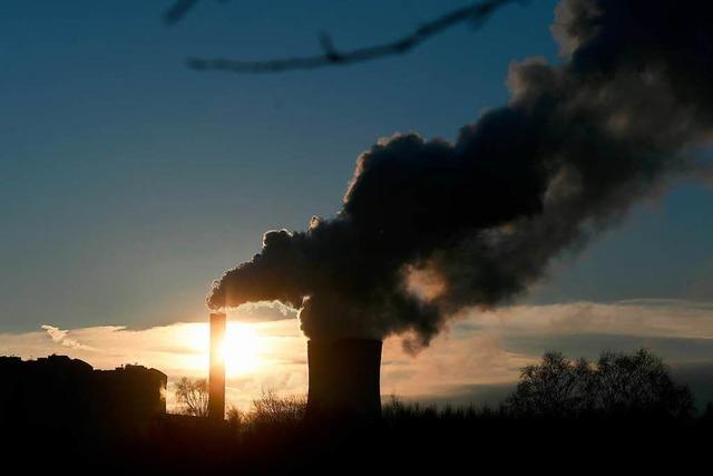 Weniger Kohle, weniger Atom