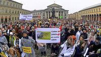München singt gegen Pegida