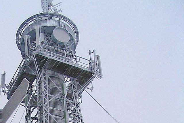 Neustädter Hochfirstturm wegen zu hoher Strahlenwerte gesperrt