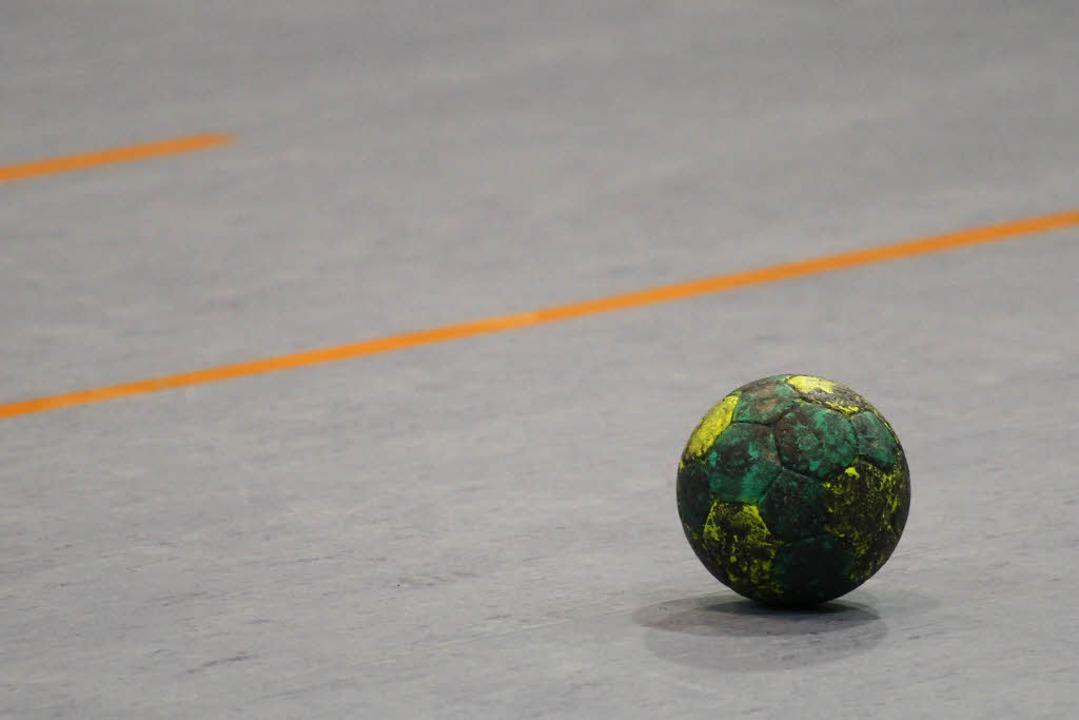 Bei einem  Handballspiel in Kenzingen ...rsetzungen auf dem Spielfeld gekommen.  | Foto: Peter Aukthun-Gšrmer