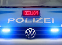 Polizei im Dauereinsatz beim Derby zwischen dem SC Freiburg und dem VfB Stuttgart