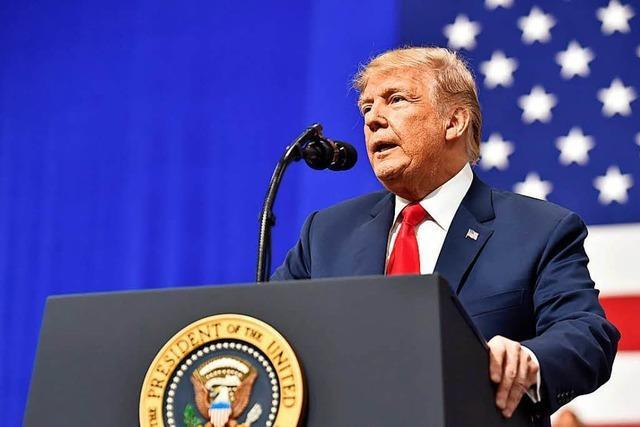 EU will Trumps Strafzölle abwenden – Krisengespräche in den USA