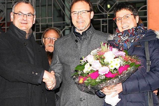Bürgermeisterwahl in Riegel