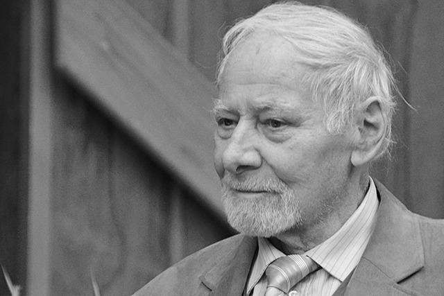 Beliebter Heimatdichter Werner Richter ist gestorben