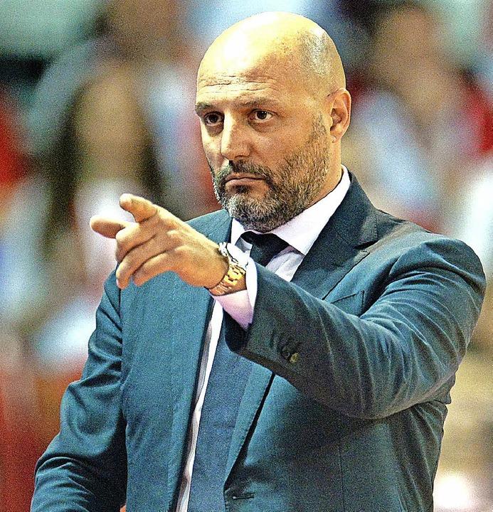 Bayern-Coach Sasa Djordjevic   | Foto: DPA