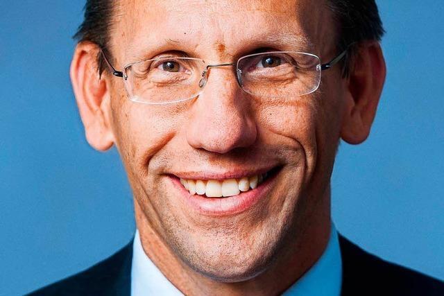 Investmentbanker wird Staatssekretär