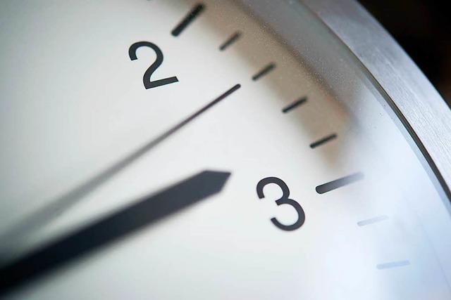 Große Mehrheit der Deutschen lehnt Zeitumstellung ab