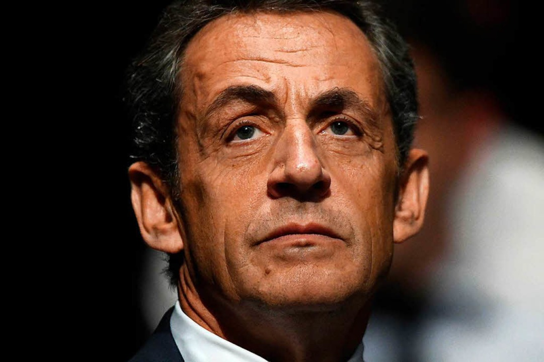 Illegale Wahlkampf-Finanzierung? Frankreichs Ex-Präsident Sarkozy in Polizeigewahrsam