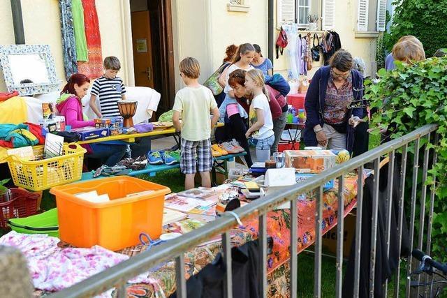 Der Wiehremer Nachbarschaftsflohmarkt findet am Samstag zum dritten Mal statt