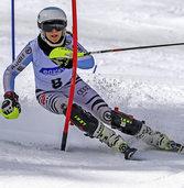 Slalomeinsatz trotz Abi