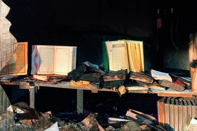 Nach Konflikt zwischen Kurden und Türken gibt es mehr Angriffe auf Moscheen