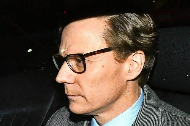 Cambridge Analytica suspendiert Chef Alexander Nix