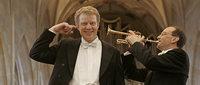 Im Glanz von Trompete und Orgel