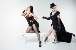 Burlesque-Show in der Passage46