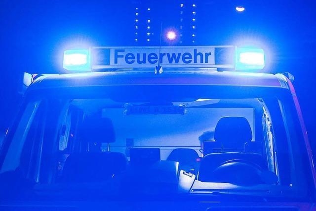 Nach Verpuffung: 20 Hausbewohner in Wildtal evakuiert