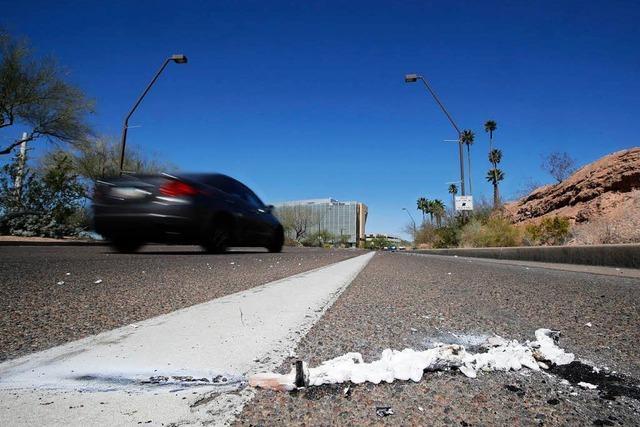 Unfall mit selbstfahrenden Uber-Auto ist ein Dämpfer für Roboterfreunde