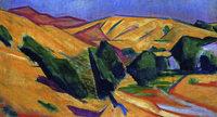 Das Kunstmuseum Hohenkarpfen zeigt den Maler und Grafiker Albert Weisgerber