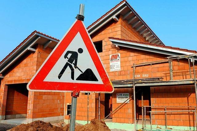Keine Befreiung für Bauvorhaben in Dörlinbach