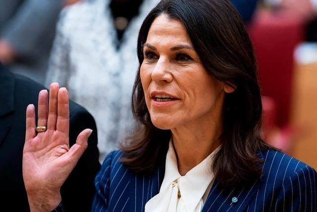 Offenburgerin Marion Kiechle wird neue Ministerin in Bayern