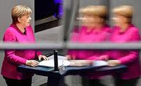 Merkel: Land ist polarisiert