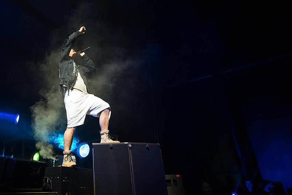 Hip-Hop in Freiburg (Foto: Carlotta Huber)