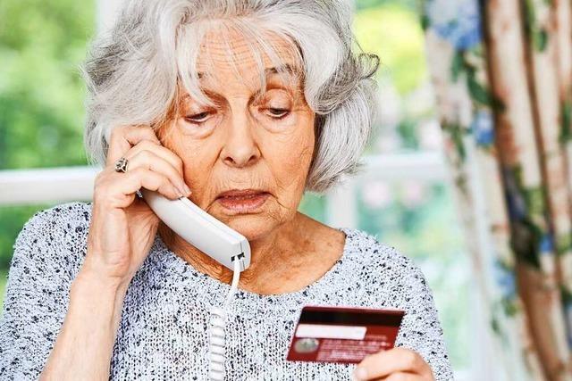 Zahl der Betrugsversuche am Telefon steigt stark an