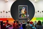 """Zisch-Aktionstag """"Hölzel und sein Kreis"""" im Augustinermuseum"""