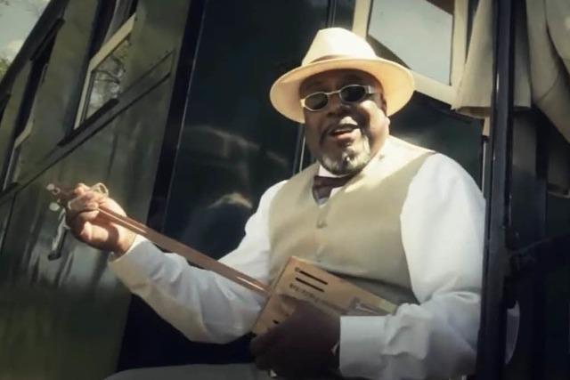 Big Daddy Wilson liefert eine Hommage an den Blues im Jazzhaus