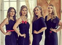 Lady Birds aus der Schweiz gastieren im Lörracher Jazztone