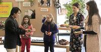 Montfort-Realschule lässt die Teebeutel fliegen