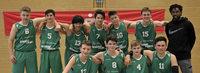 Lörracher U-16-Basketballer eine Klasse für sich