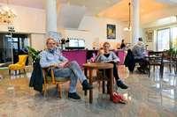 Das Dreikönigs-Café in der Wiehre kommt mit Verspätung