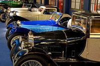 BZ-Leserfahrt zum größten Automobilmuseum der Welt: zur Cité de l'Automobile in Mulhouse
