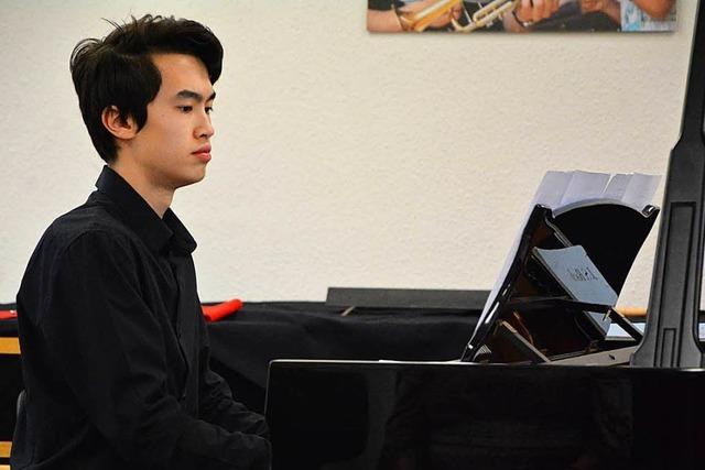 Fünf Musiker aus dem Kreis Lörrach fahren zum Bundeswettbewerb