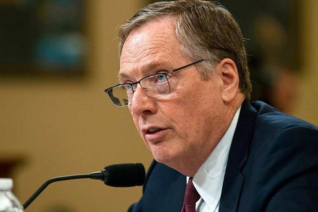 USA kündigen vorläufigen Verzicht auf Strafzölle für die EU an