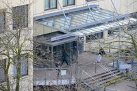 JVA-Häftling versucht während Untersuchung im St. Josefskrankenhaus zu fliehen