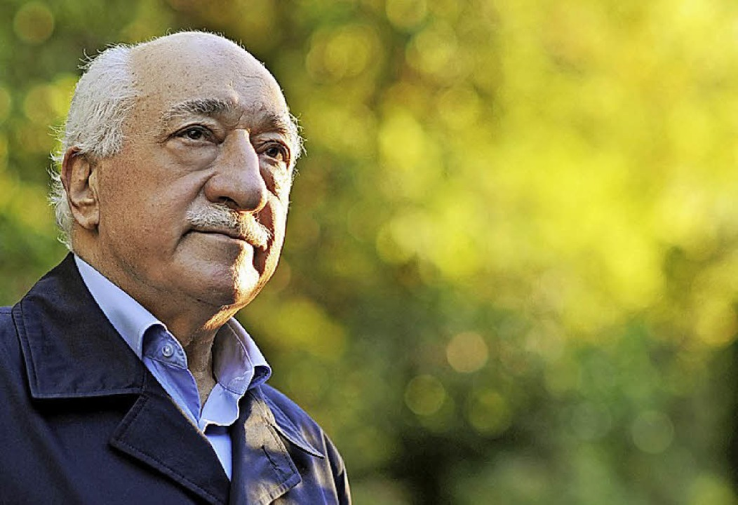 Fethullah Gülen lebt in Pennsylvania.   | Foto: DPA