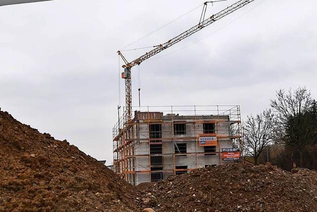 Landkreis will geplantes Gebäude für Flüchtlinge doch nicht mehr