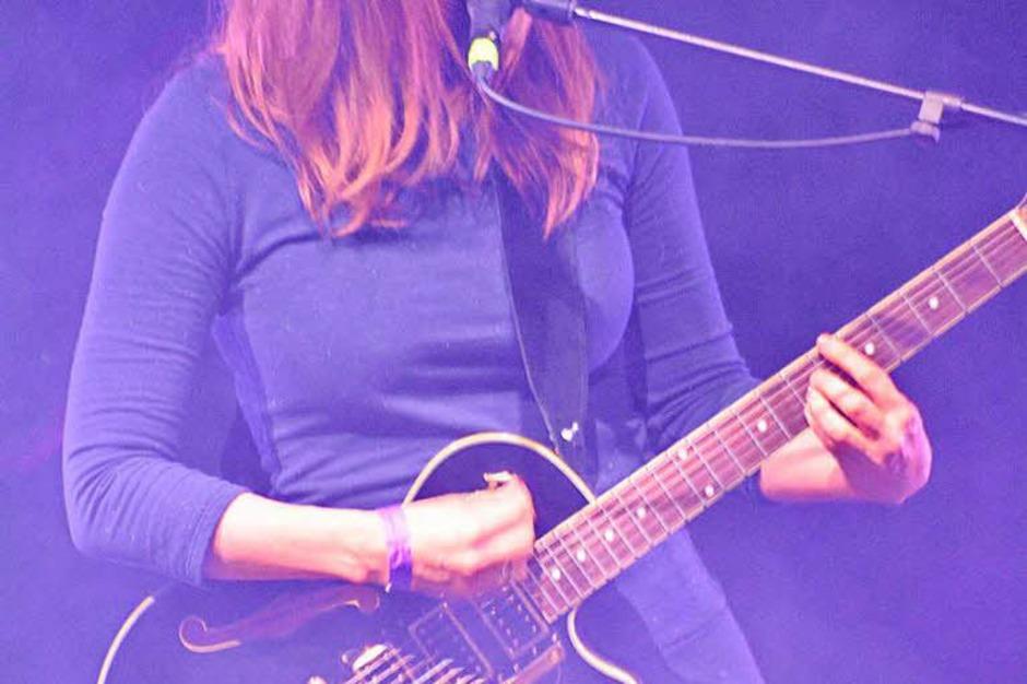 Judith Holofernes (Foto: Barbara Ruda)