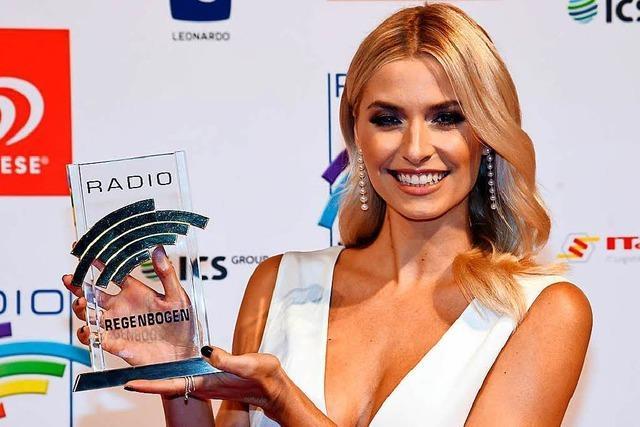 Stars und Sternchen beim Radio Regenbogen Award
